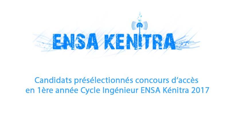 cycle-ingenieur-ensa-kenitra